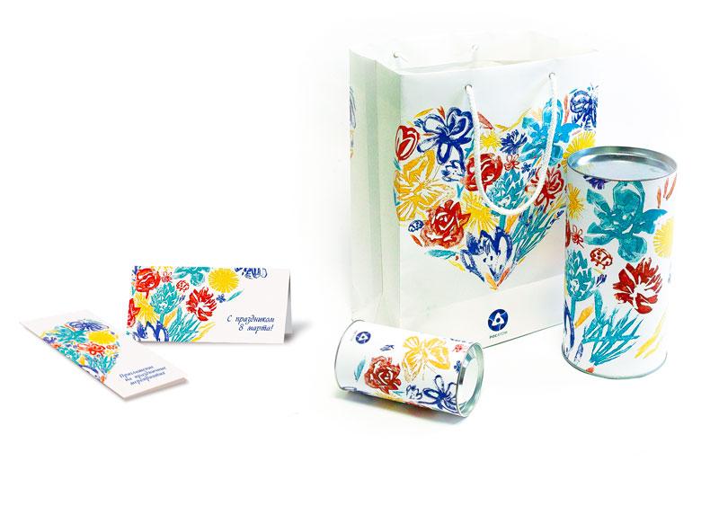 Дизайн корпоративных сувениров